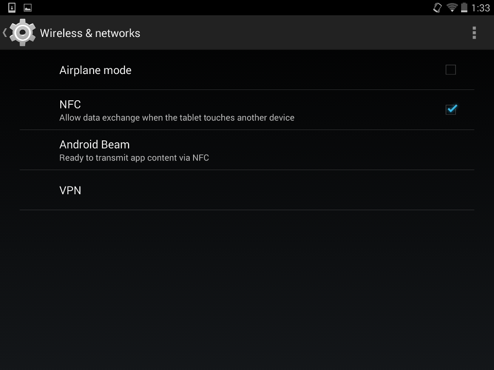 Setting up PPTP VPN on Android, step 3