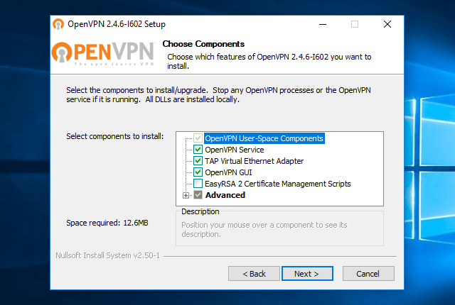Setup OpenVPN Connection on Windows 10 | SecureVPN